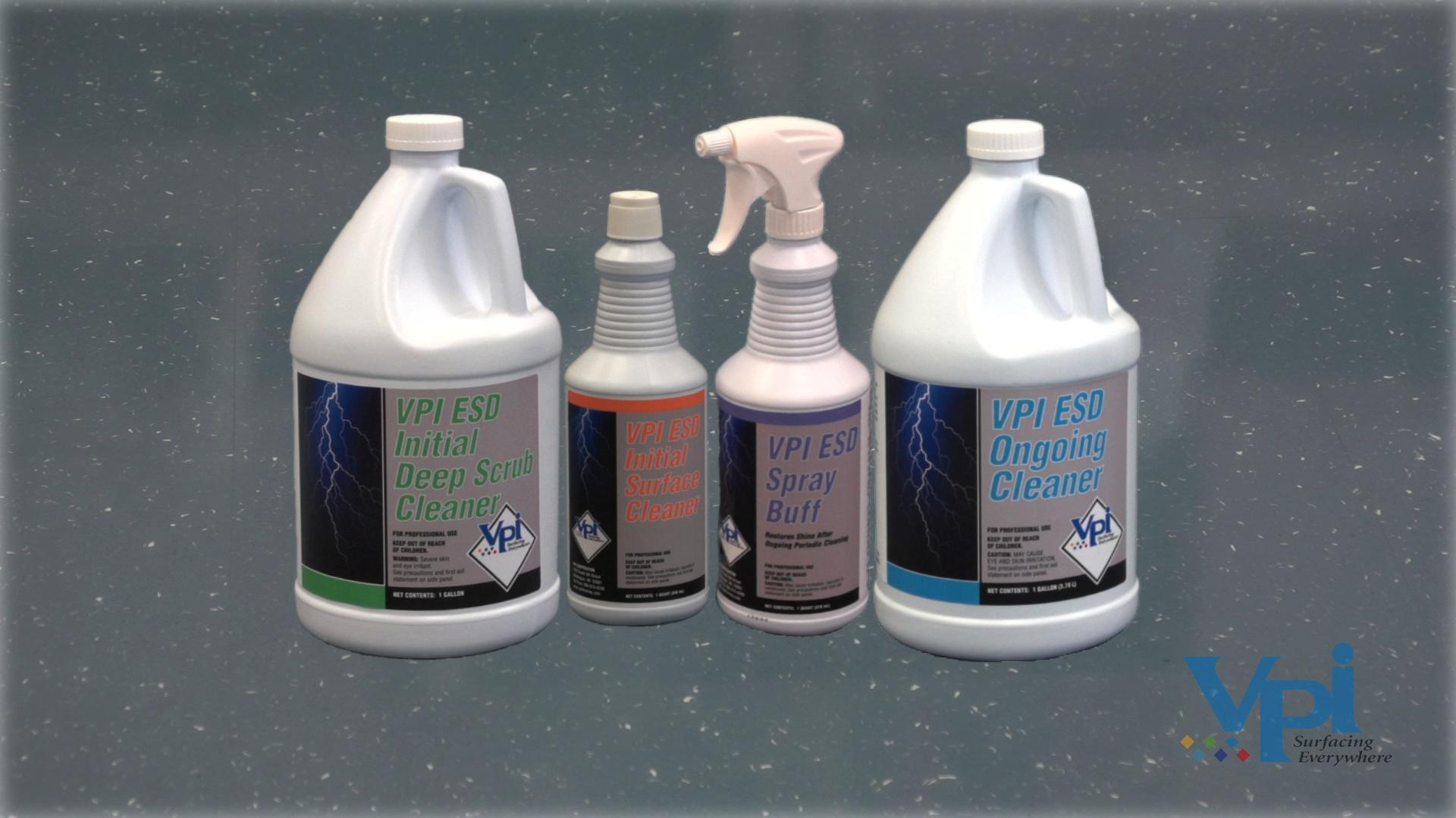 ESD Maintenance Products